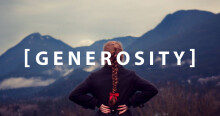 Generosity: To Whom? Toward What?